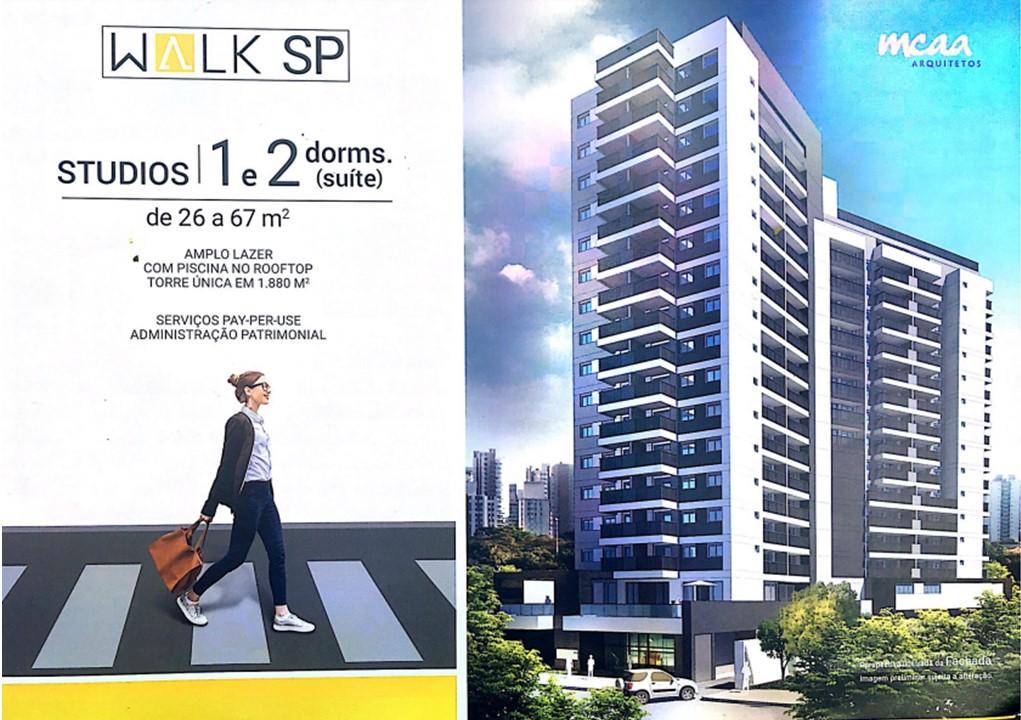 Walk-SP Obra iniciada Rua Camargo