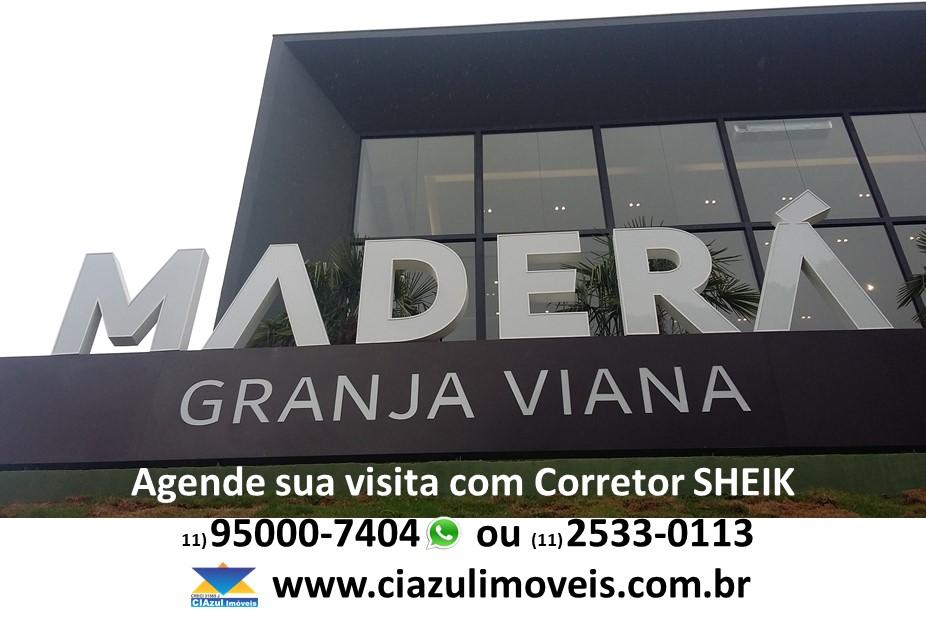 Maderá Granja Viana apartamentos e casas