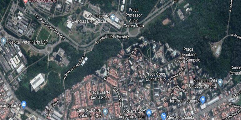 Rua Monte Caseros, 126