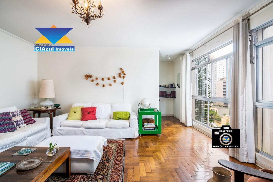 Apartamento a venda Ed. Camapuã