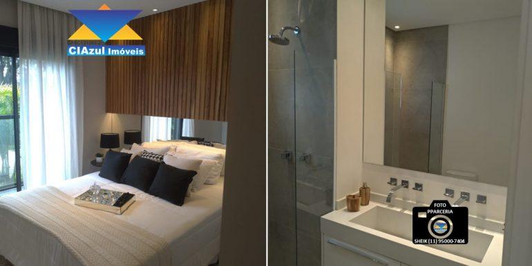 Maderá apartamento 3 Suites (20)