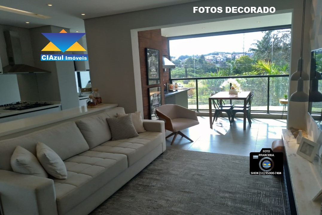 Apartamentos Maderá Granja Viana
